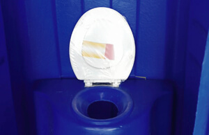 plastic toilets for sale