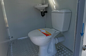 VIP TOILETS FOR SALE